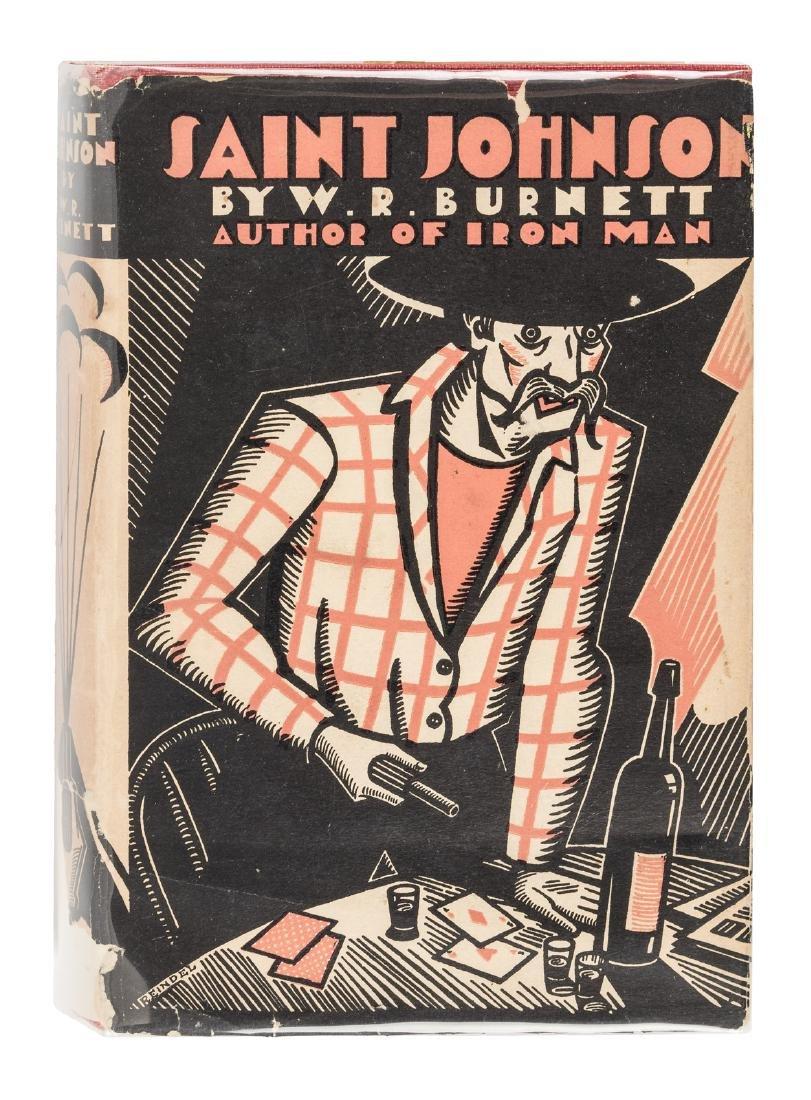W.R. Burnett Saint Johnson