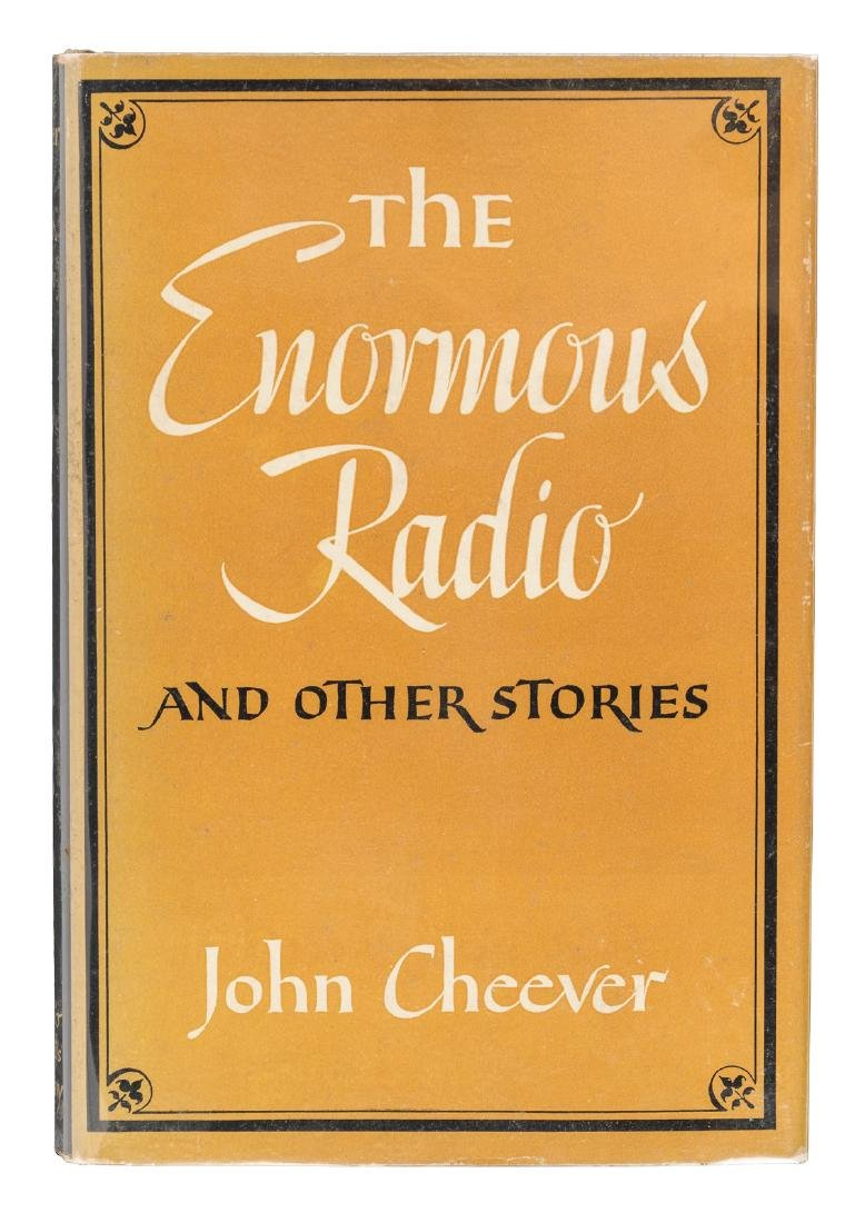 Enormous Radio, John Cheever's second book