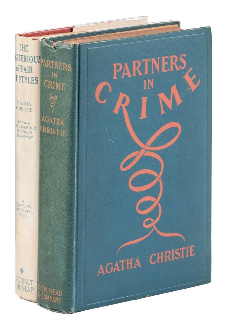 Two Agatha Christie titles