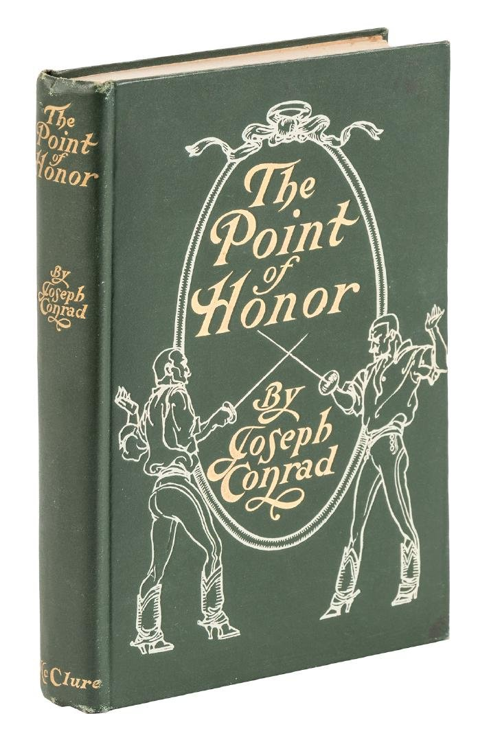 Joseph Conrad The Point of Honor