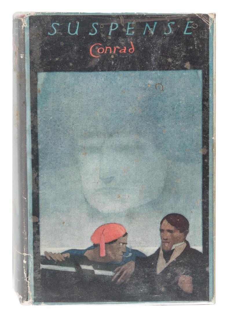 Conrad's Suspense, 1925