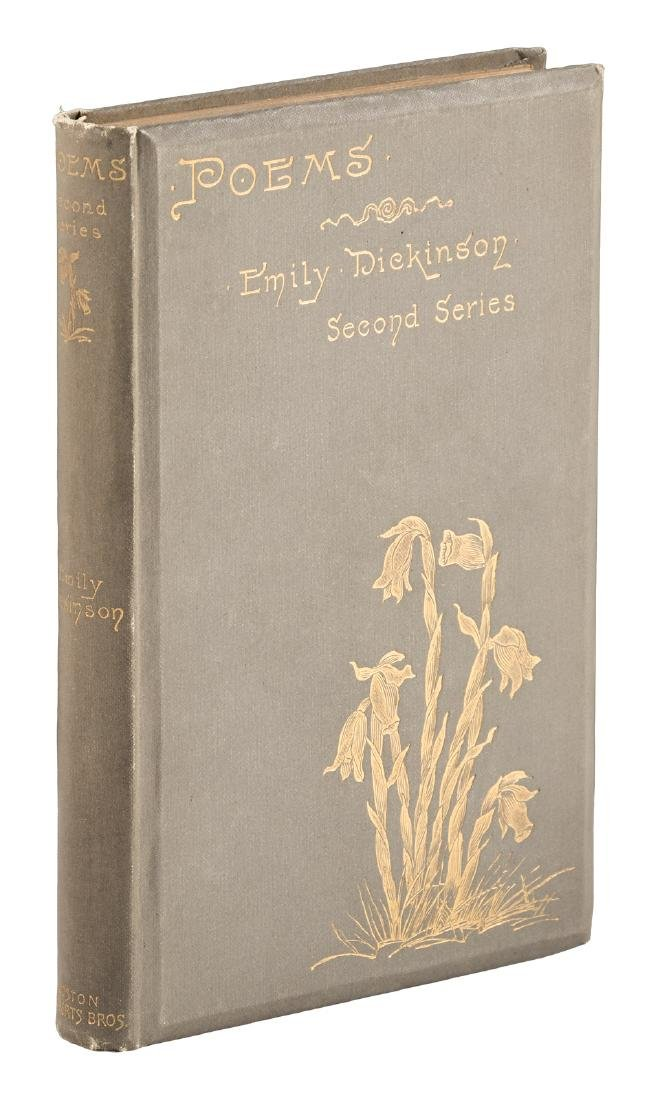 Second Series of Poems by Emily Dickinson