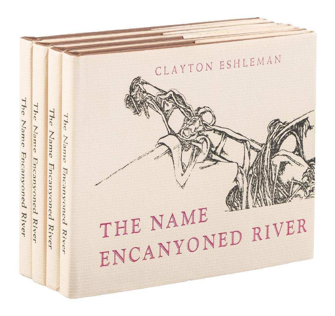 Clayton Eshelman The Name Encanyoned River