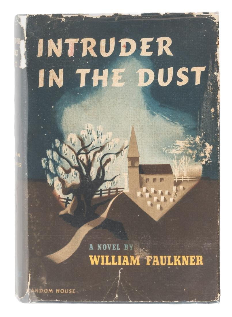 William Faulkner Intruder in the Dust
