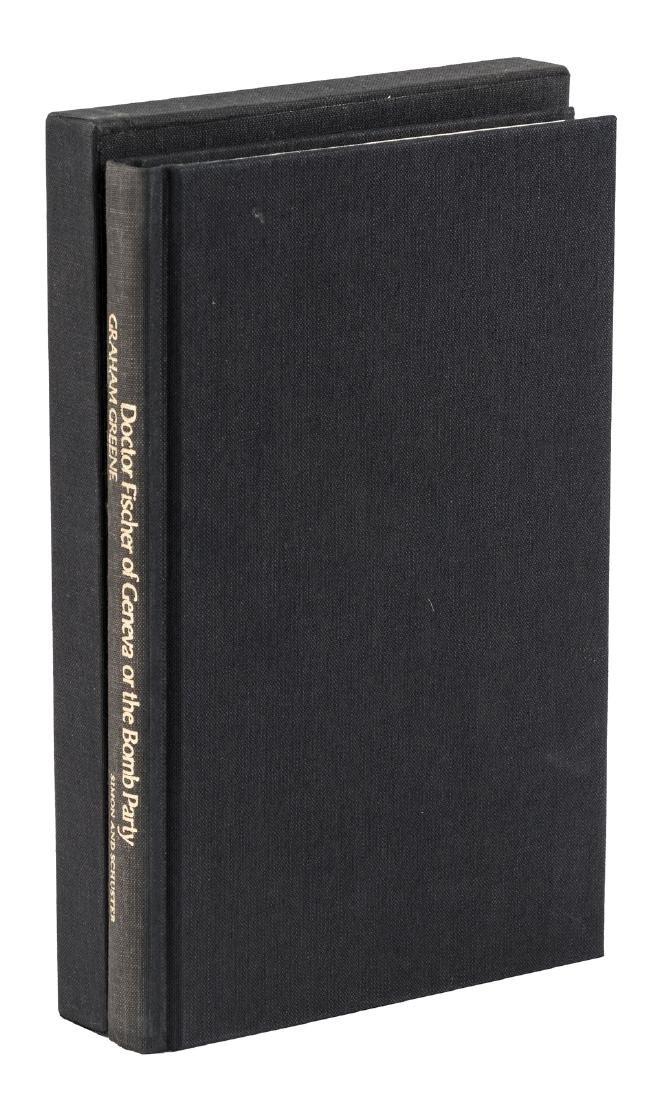 One of 500 copies.