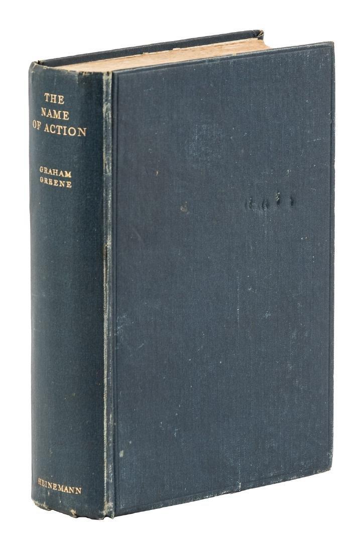 Greene's Second Novel