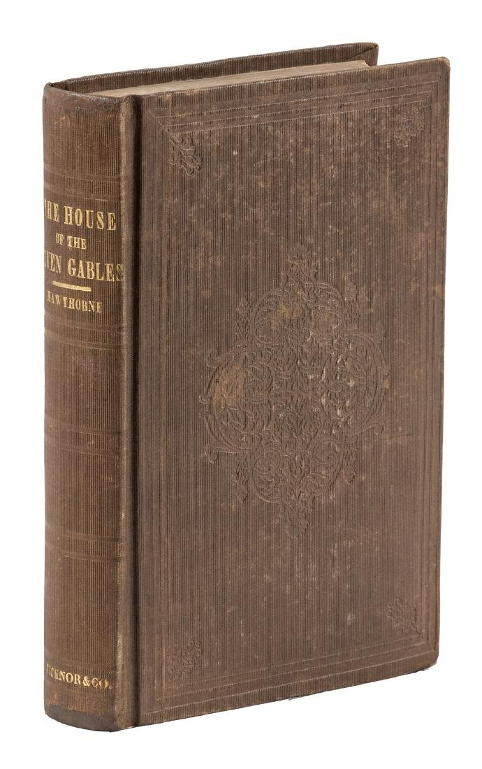 4th printing of The House of the Seven Gables