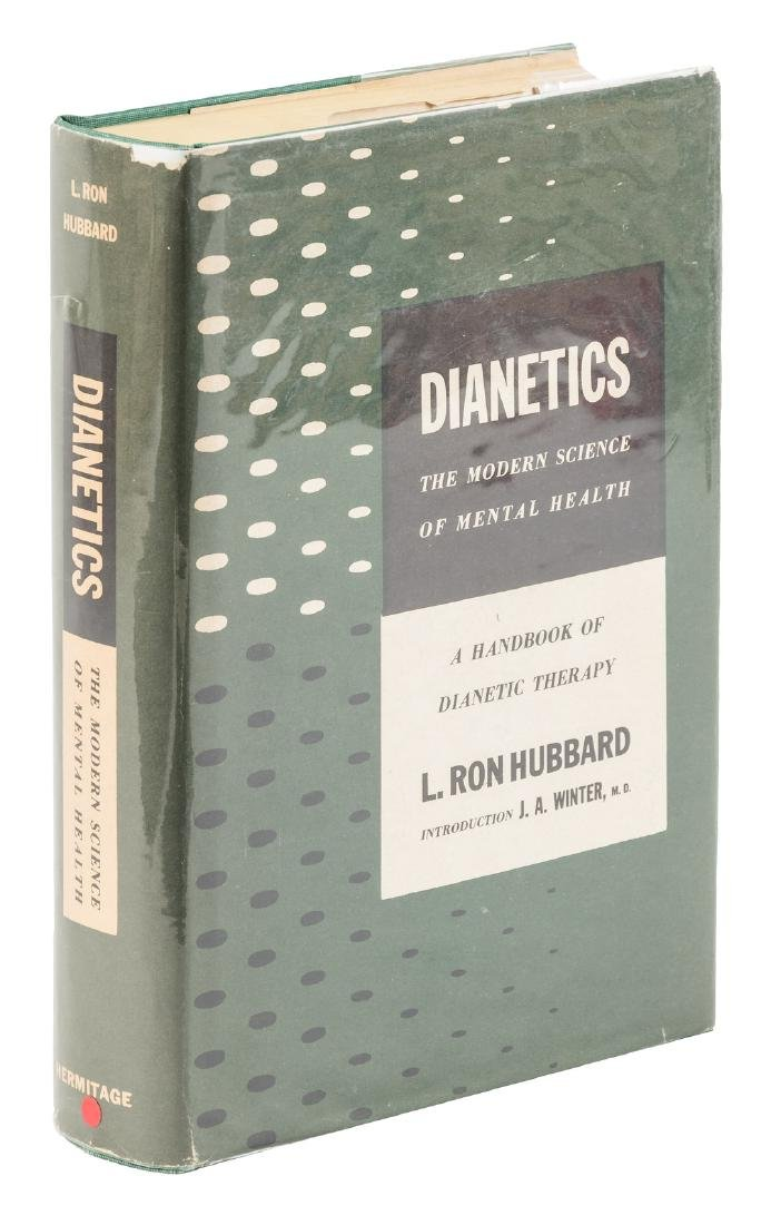 First edition of Dianetics