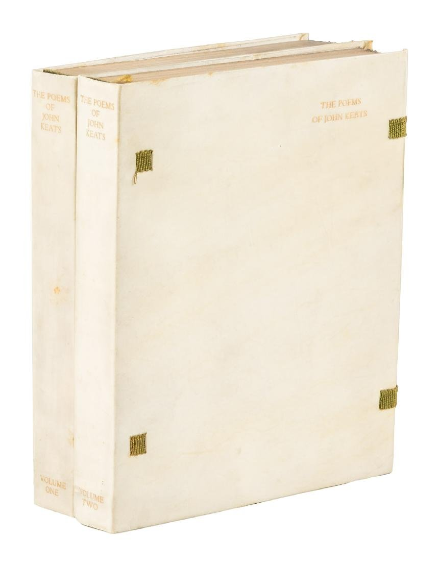 Vellum-bound Keats
