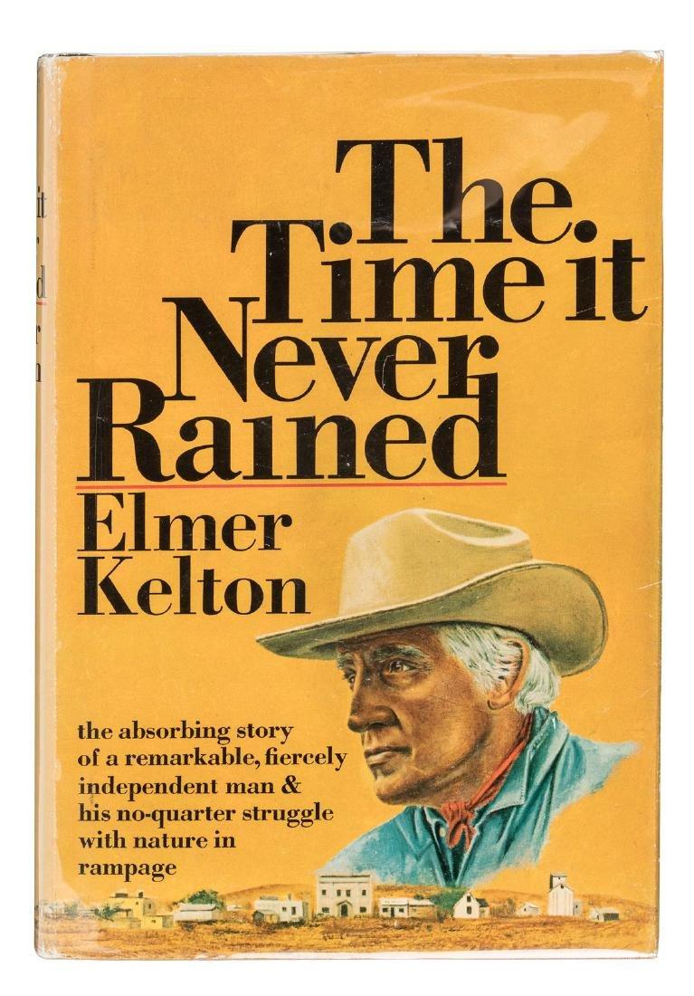 Elmer Kelton The Time it Never Rained
