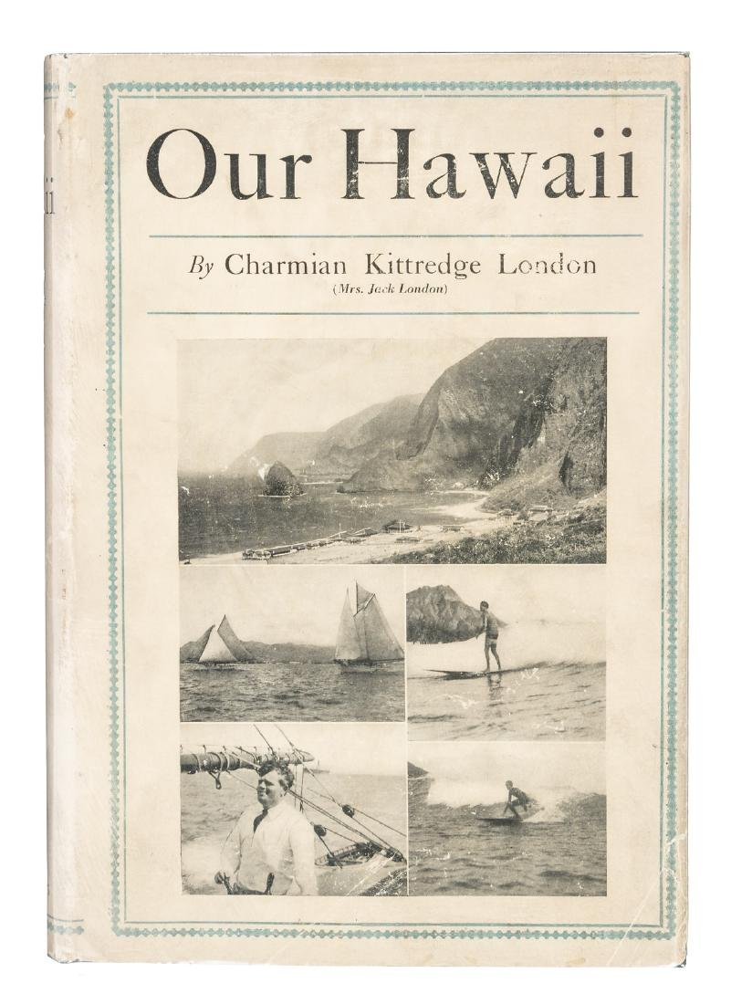 Our Hawaii in Scarce Dust Jacket