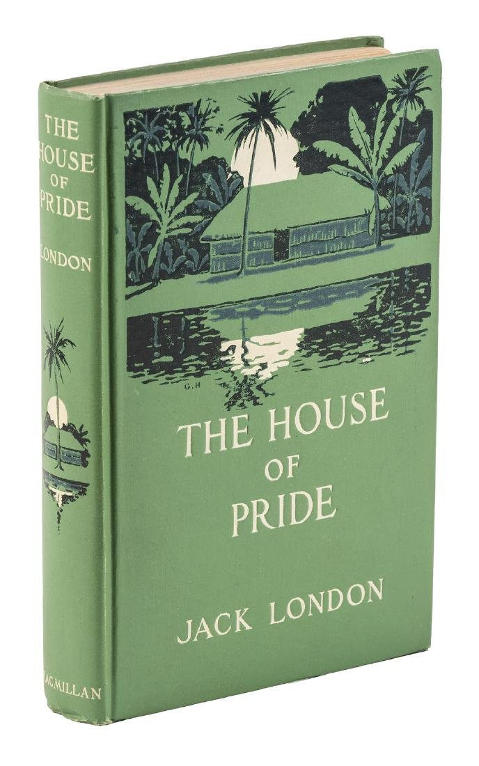 Jack London's House of Pride first edition