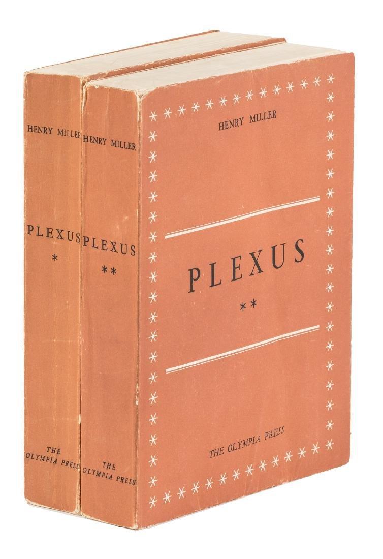 George Cukor's copy of Henry Miller's Plexus