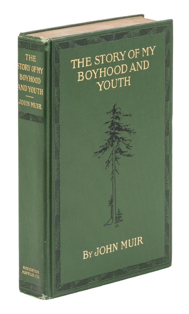 Muir's The Story of My Boyhood and Youth