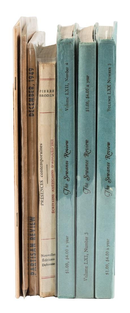 7 periodicals featuring work by or about Flannery