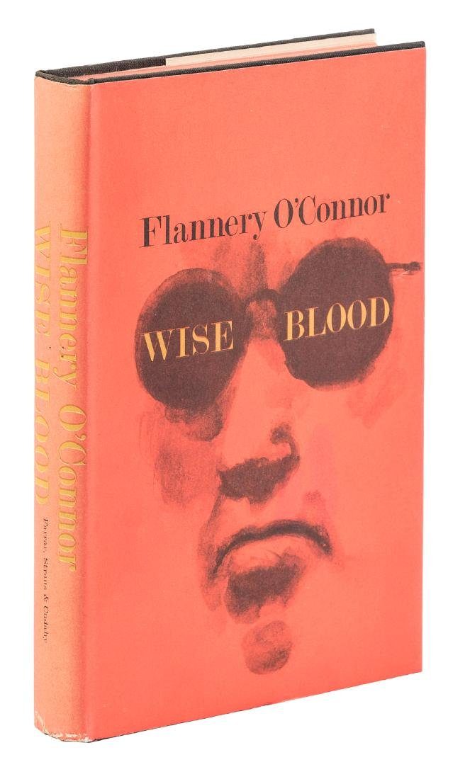 Flannery O'Connor's Wise Blood - review copy