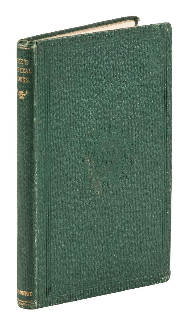 First Australian Edition of Poe's poetical works