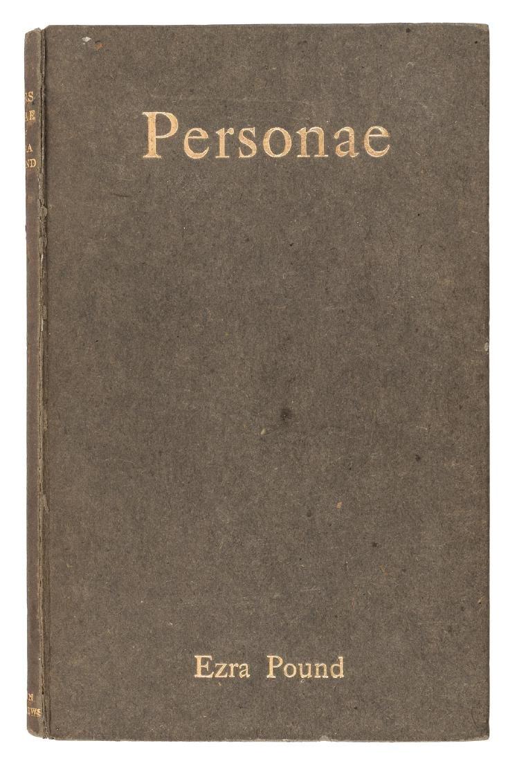 Pound's Personae with SF poet Frederick Reid's