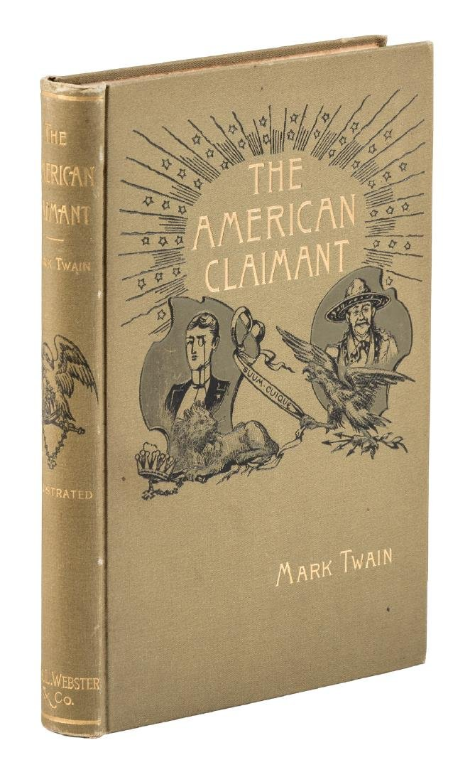 Mark Twain The American Claimant