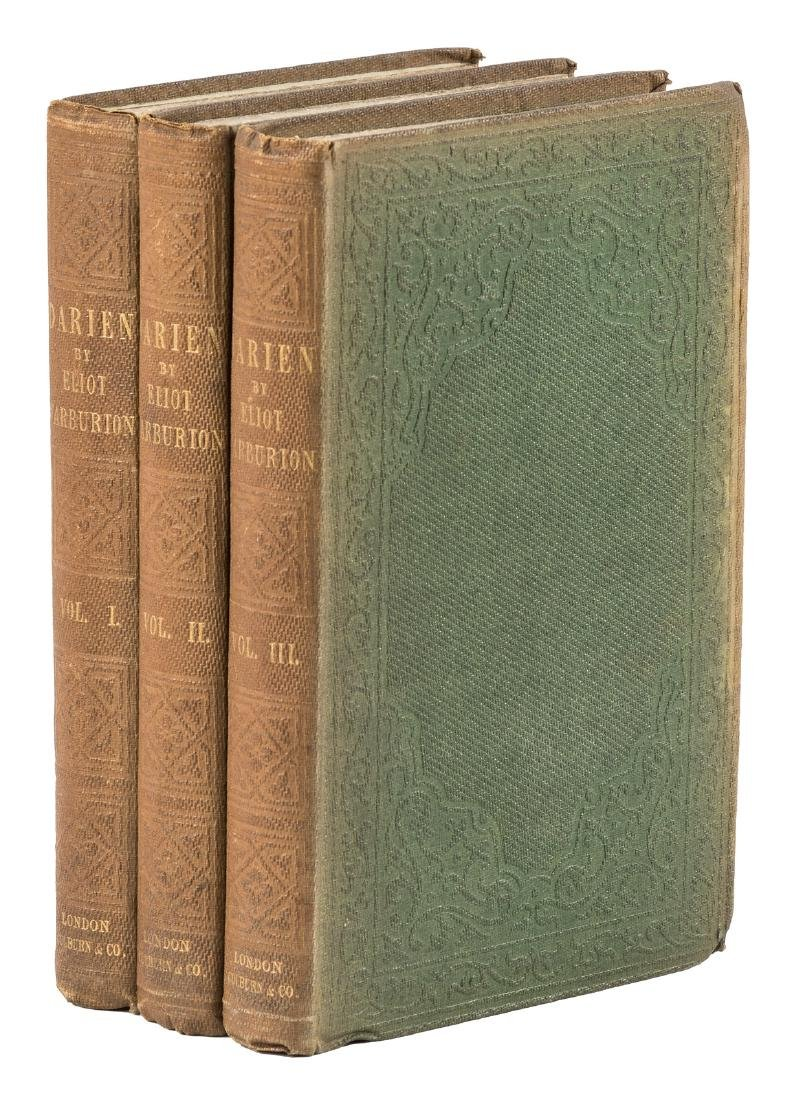 Historical novel on 1698 Scottish colony in Panama