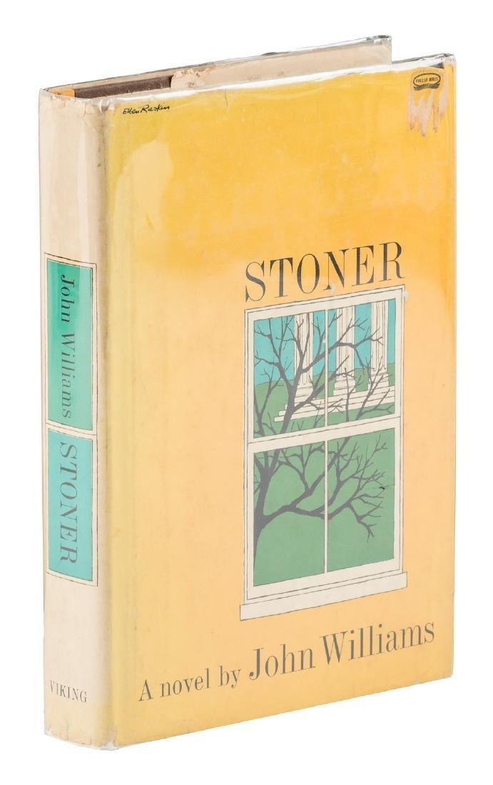 John Williams Stoner first edition