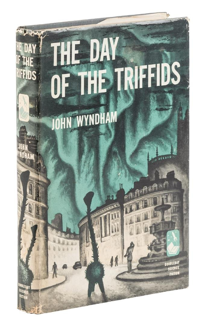 Wyndham, The Day of the Triffids 1st Ed. in dj