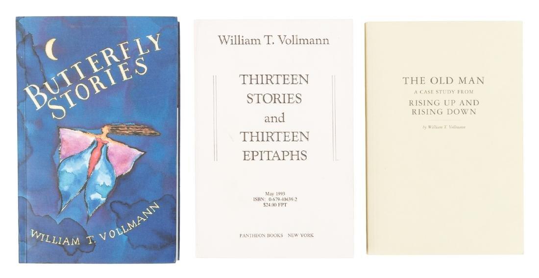 William Vollmann Butterfly Stories First Edition