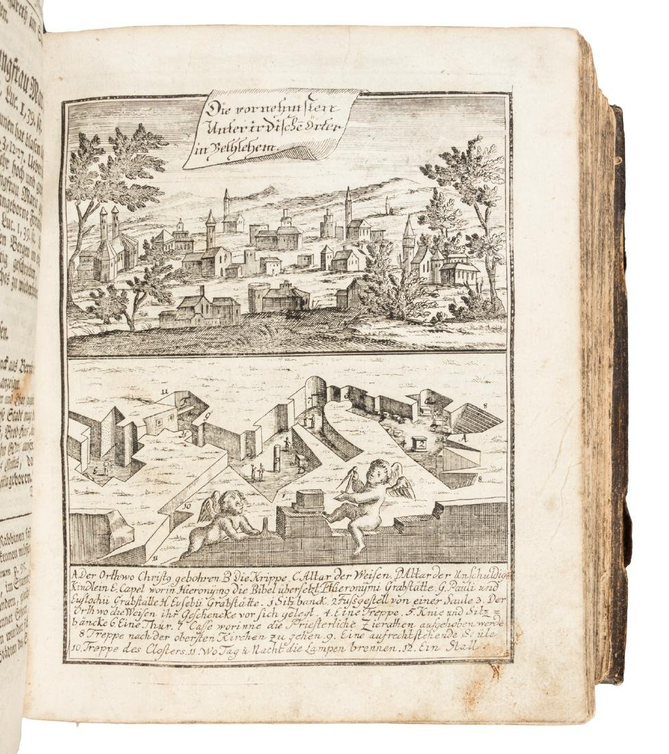 Travels in the Holy Land, 1757 - 7