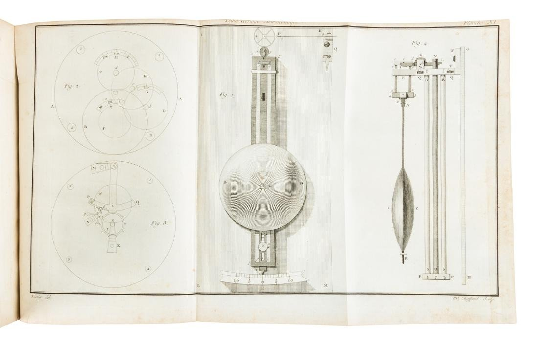 Two rare works on watchmaking - 4