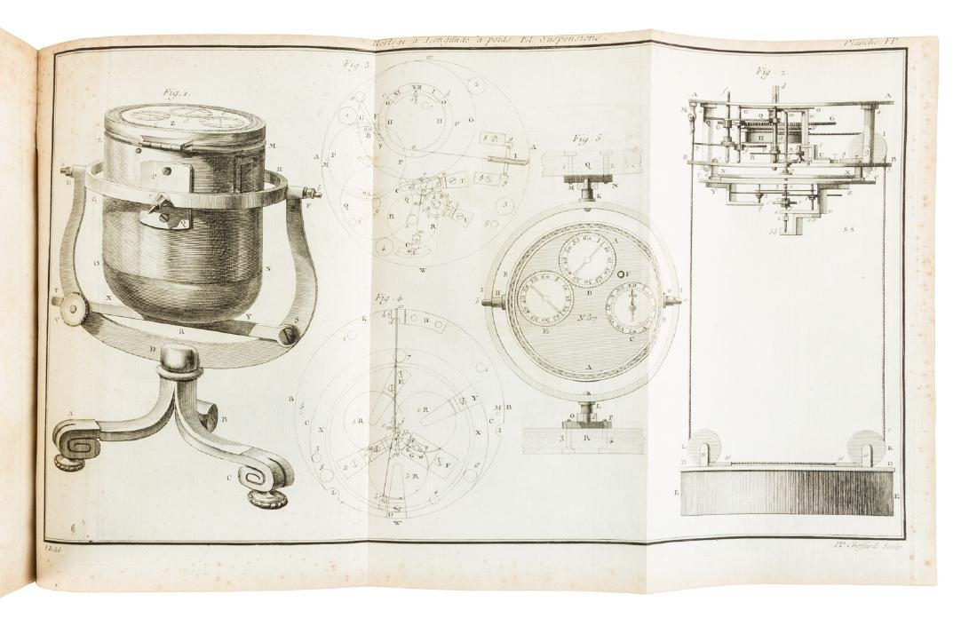 Two rare works on watchmaking - 9