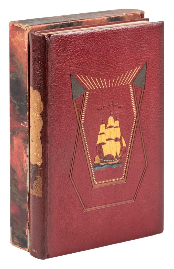 La Belle Eugenie in a fine inlaid binding