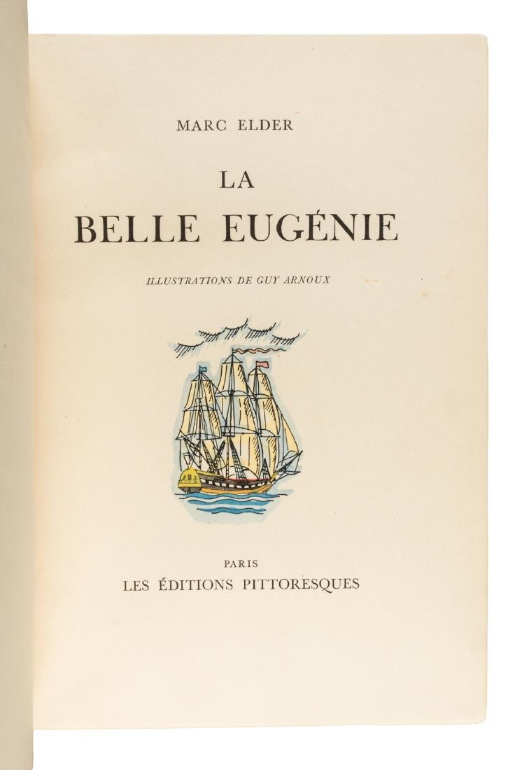 La Belle Eugenie in a fine inlaid binding - 2