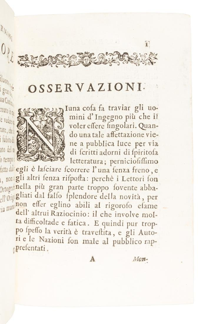 Prohibited 1st Italian edition of Paradise Lost - 4