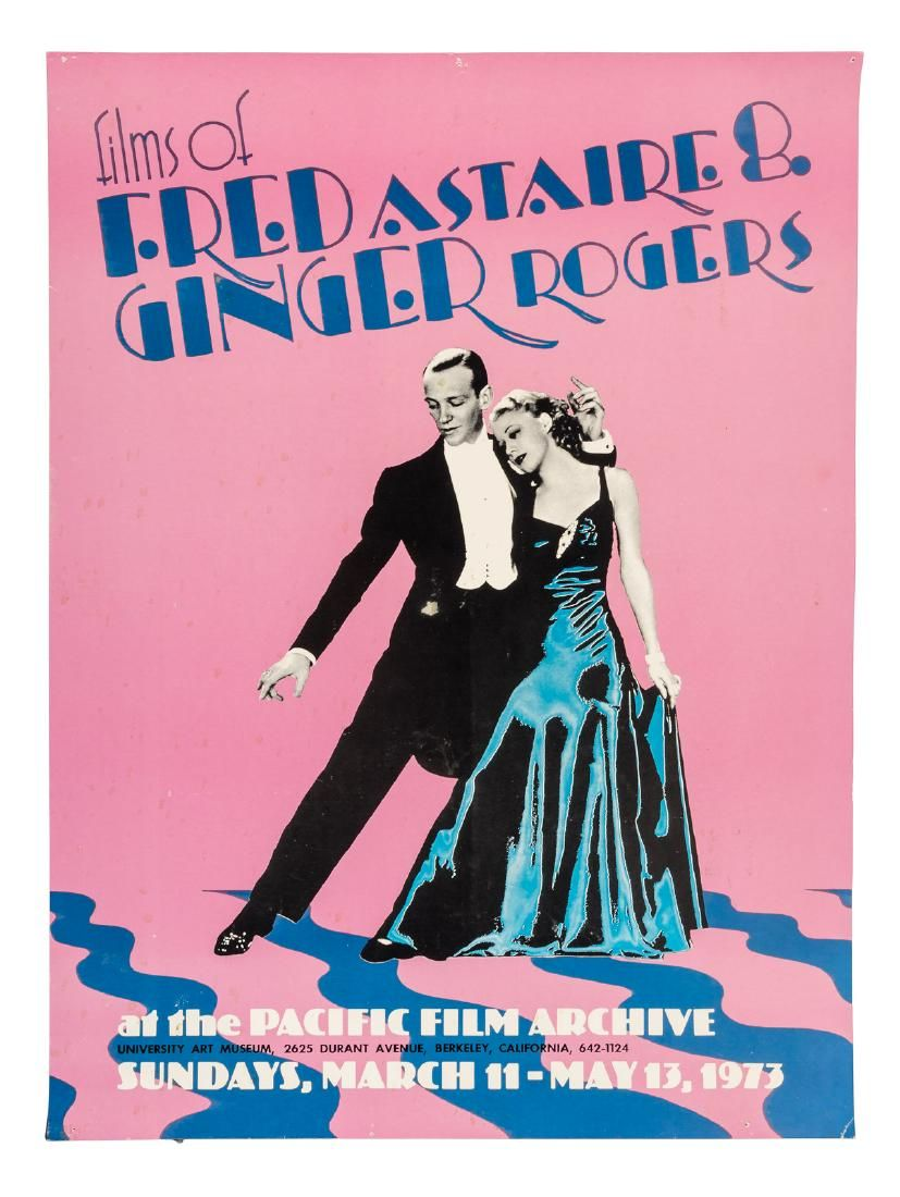 Films of Fred Astaire and Ginger Rogers 1973