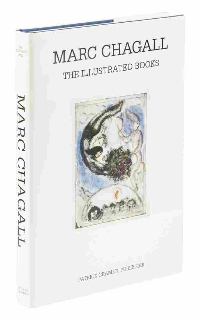 Marc Chagall. The Illustrated Books