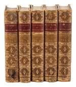 History of New England 1890 5 vols.