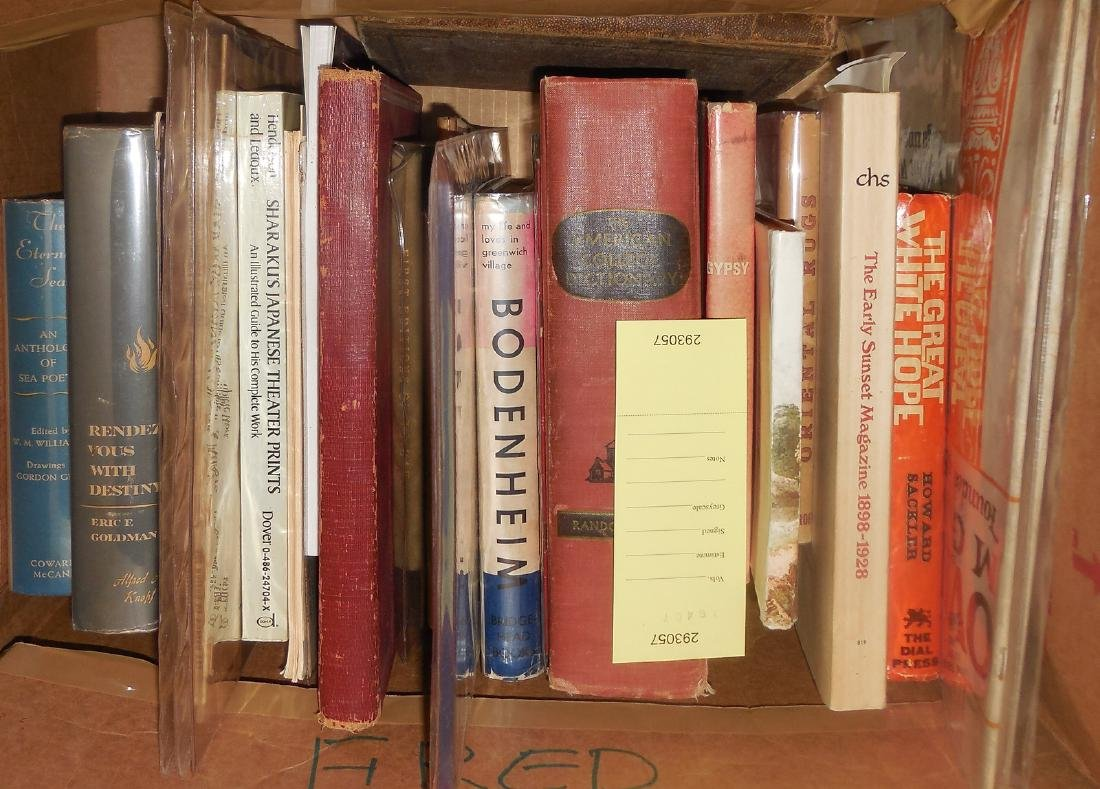 A Collection of Books of Broad Interest