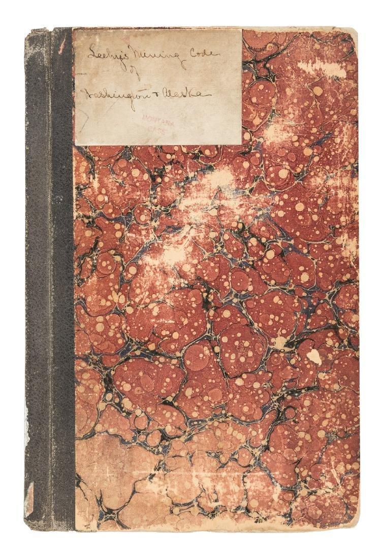 Lehey's Mining Code for Washington & Alaksa - 2