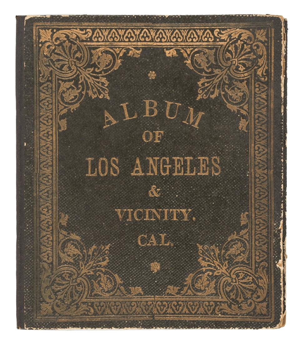 Album of Los Angeles & Vicinity 1888