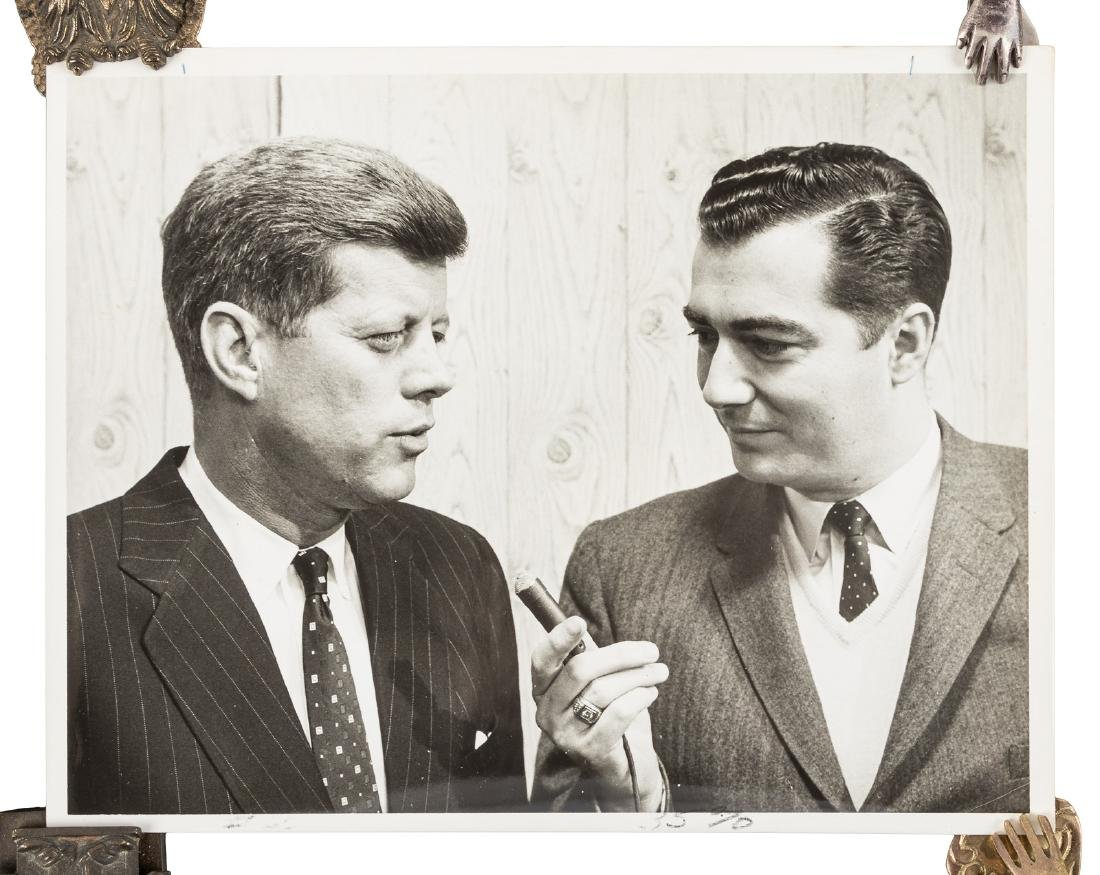 Profiles in Courage inscribed by John F. Kennedy