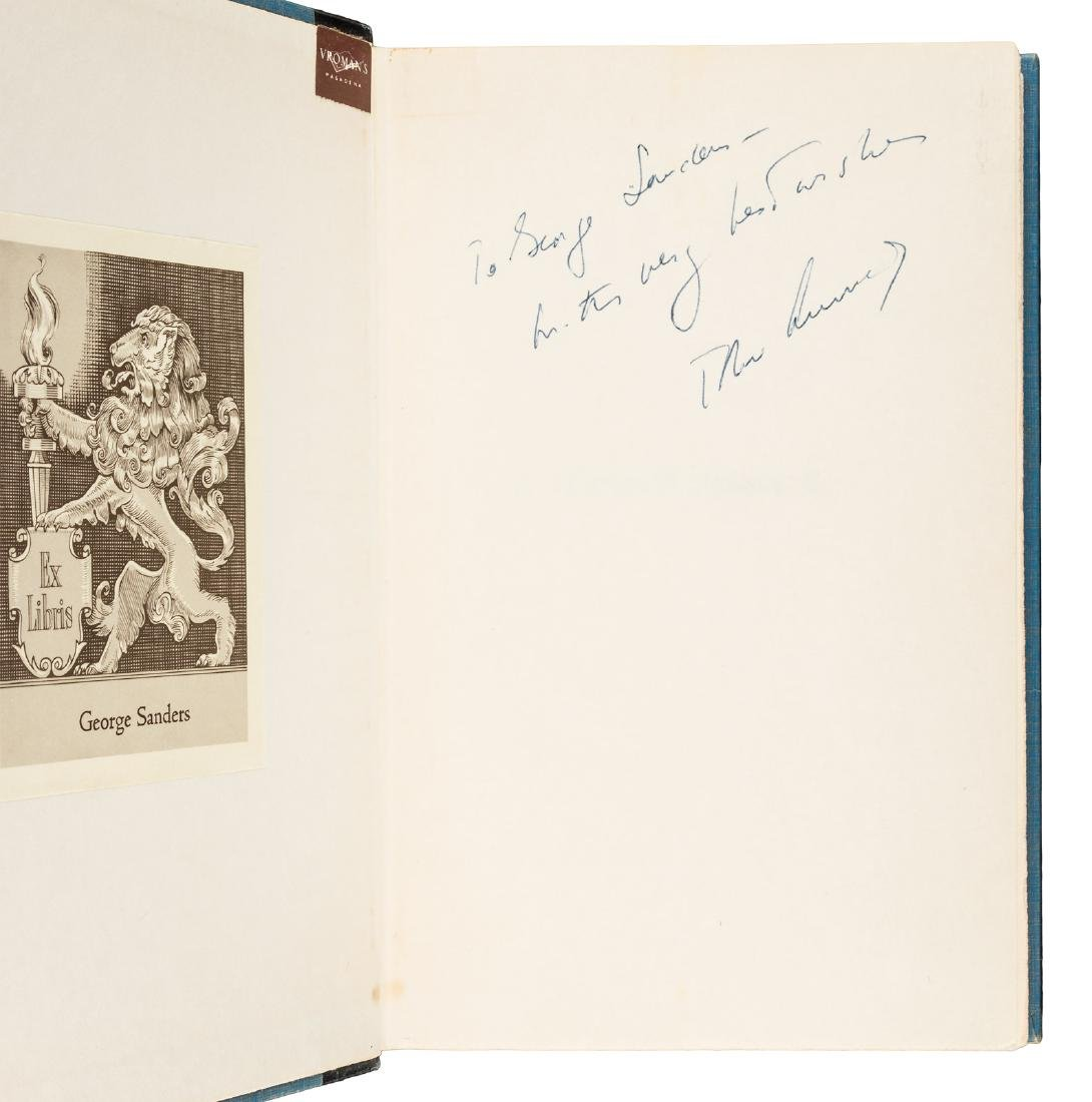 Profiles in Courage inscribed by John F. Kennedy - 3