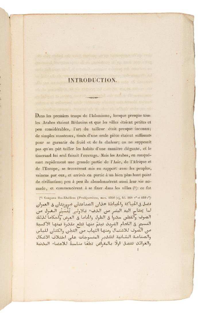 Dictionary of Arab clothing, 1845 - 2