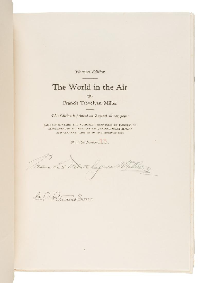 F.T. Miller The World in the Air Pioneer Aviation