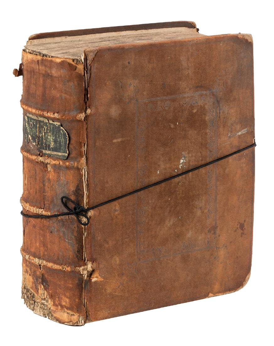 King James Bible 1683 - 2