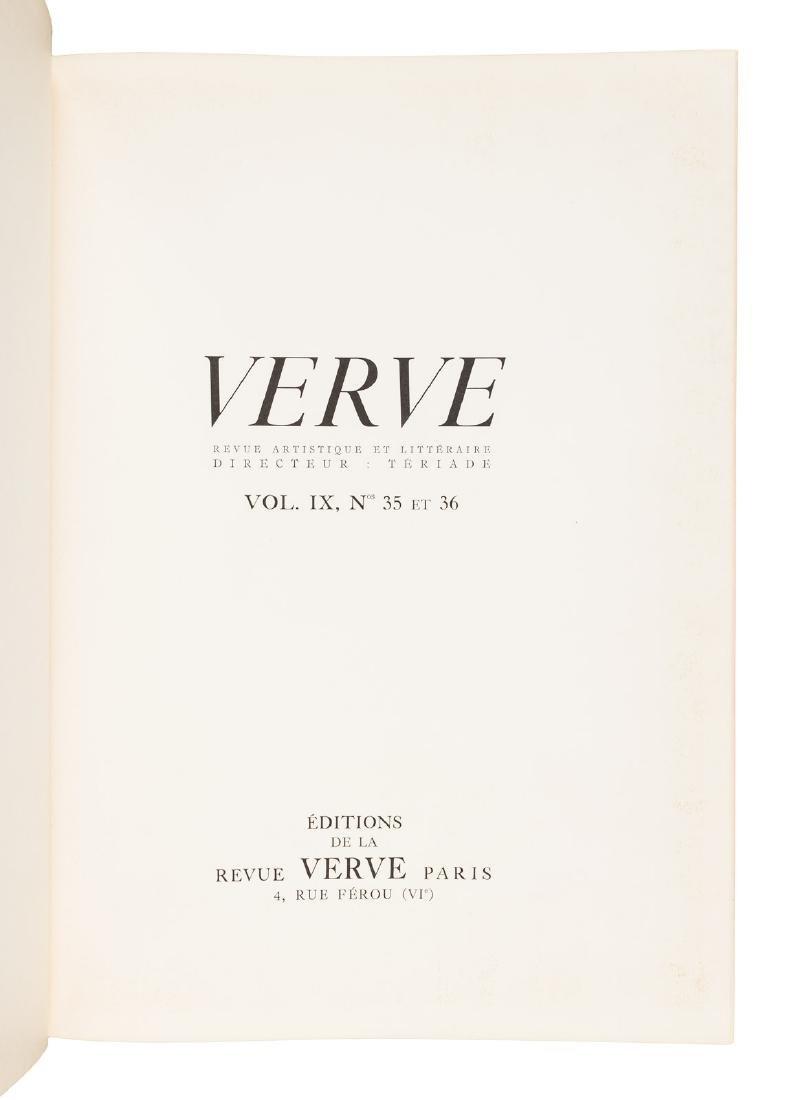 Verve The Last Works of Matisse - 2