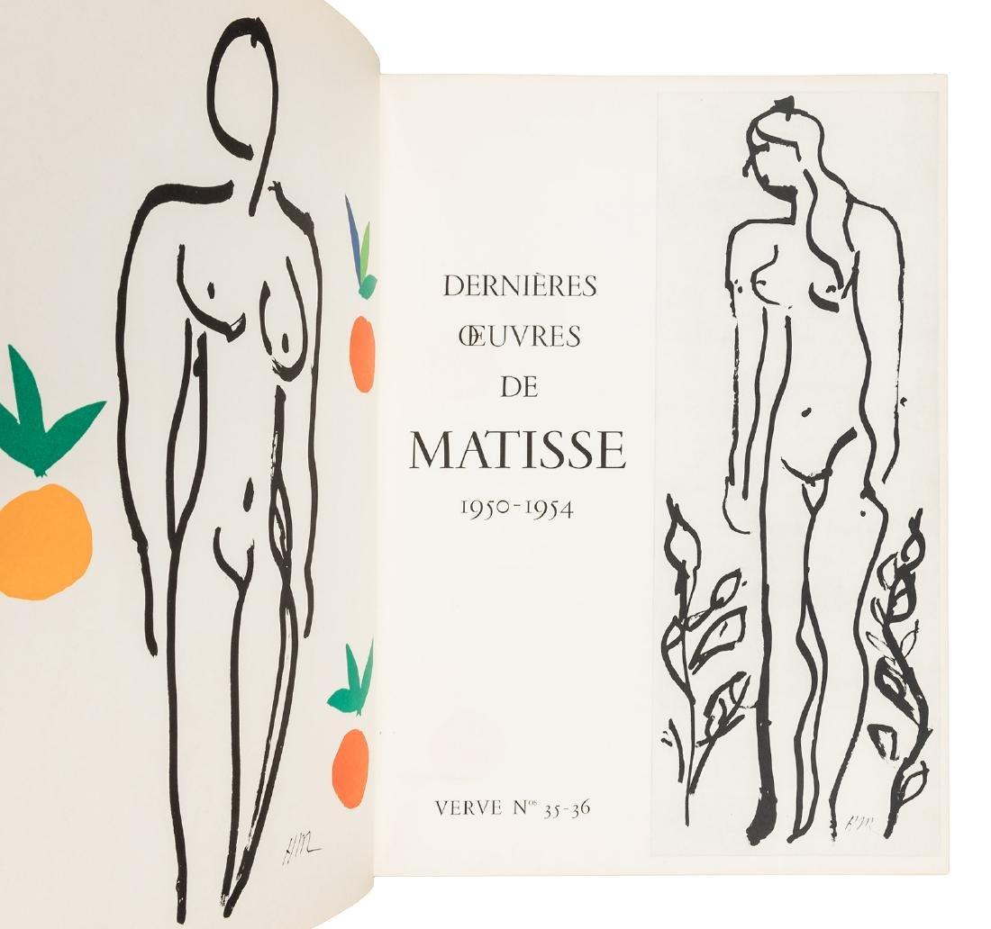 Verve The Last Works of Matisse - 3