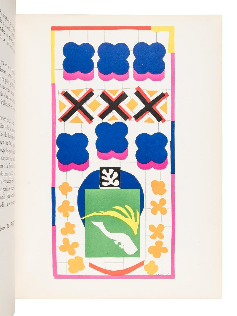 Verve The Last Works of Matisse - 5