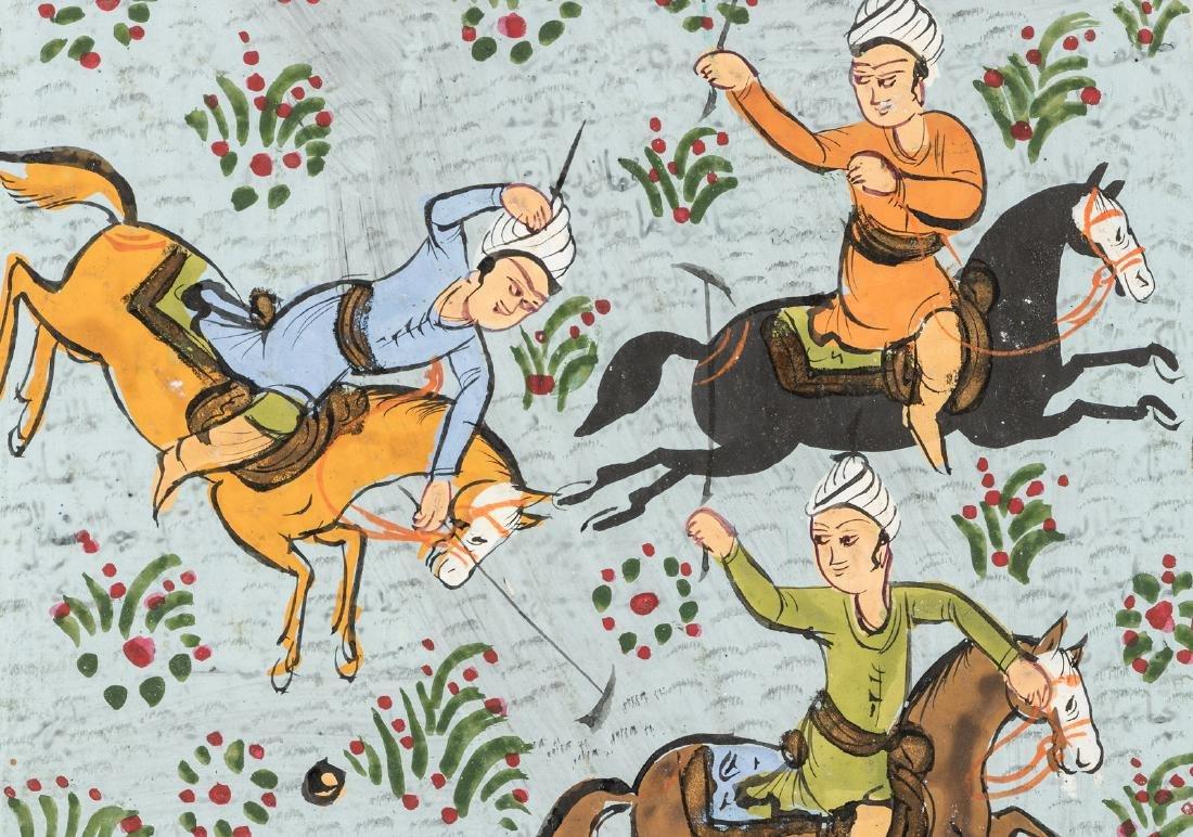 Persian miniature paintings - 4