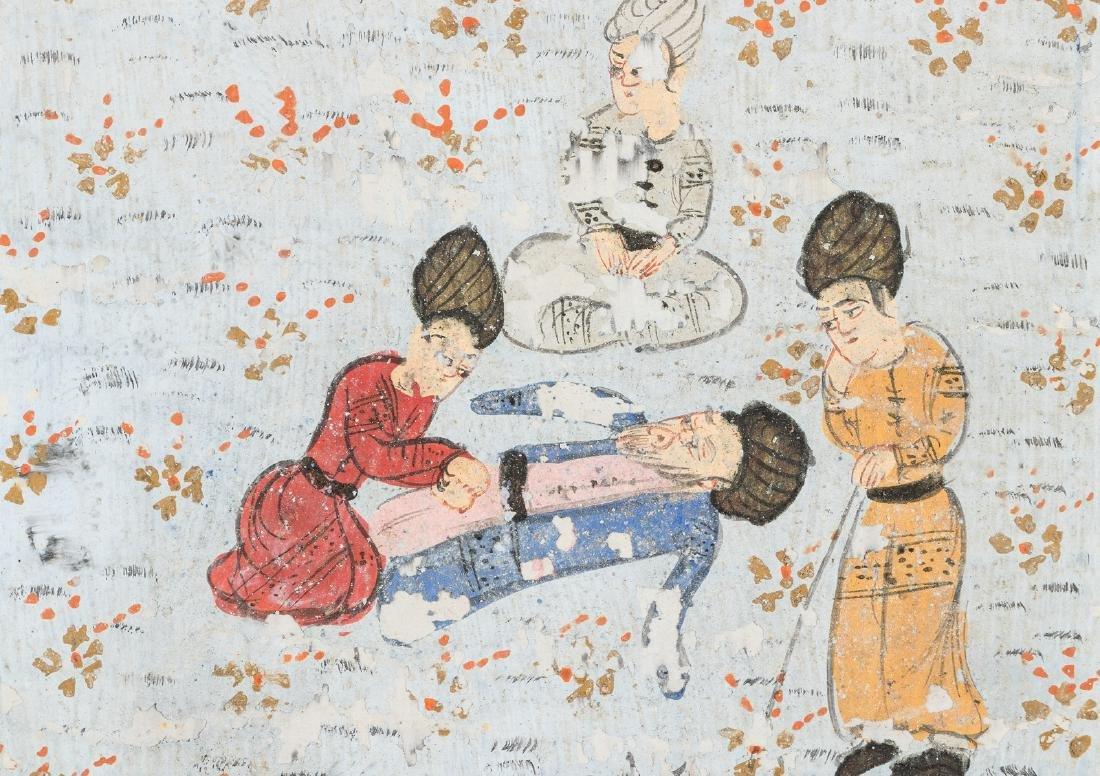 Persian miniature paintings - 6