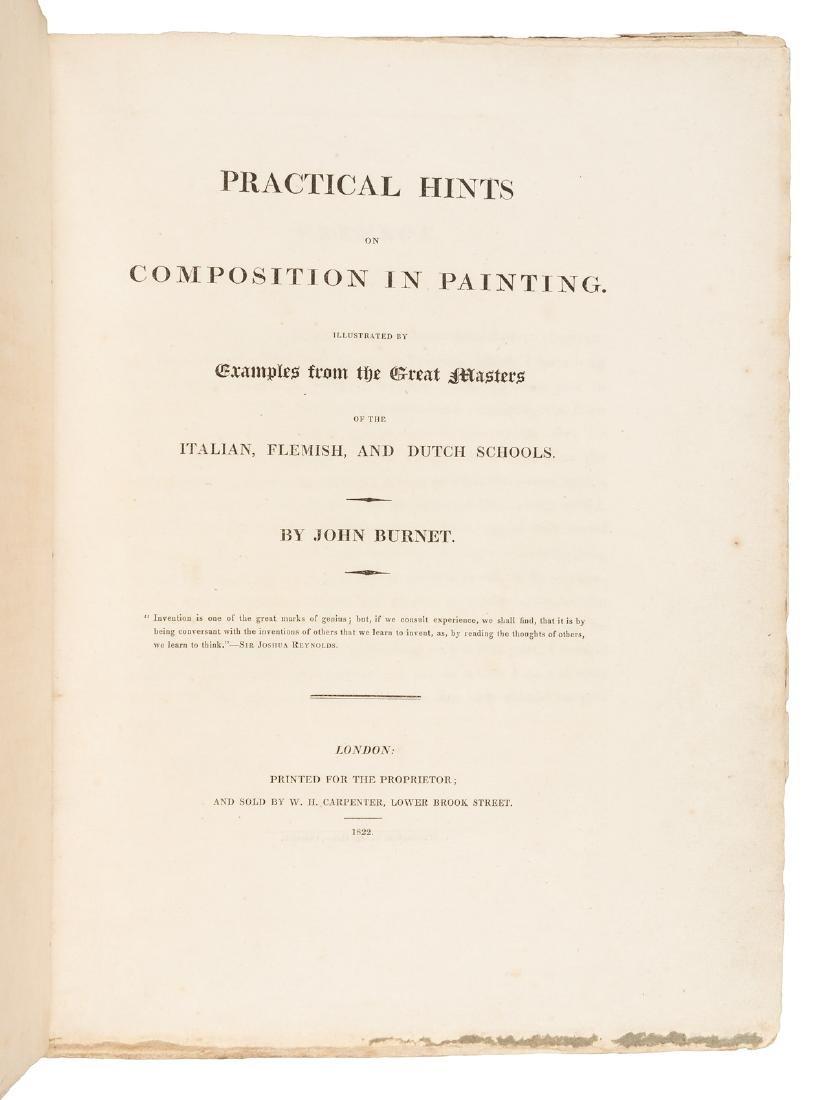 Burnet's Practical Hints on Composition 1822